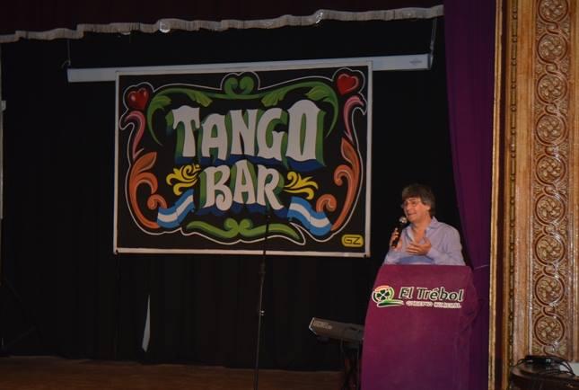 Otra noche de Tango en la ciudad