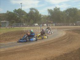 El Racing Kart se corre en Carcara��