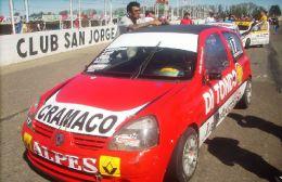 Guillermo Albertengo se corono campe�n del TS 1800