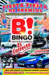 bingo interclubes 2017
